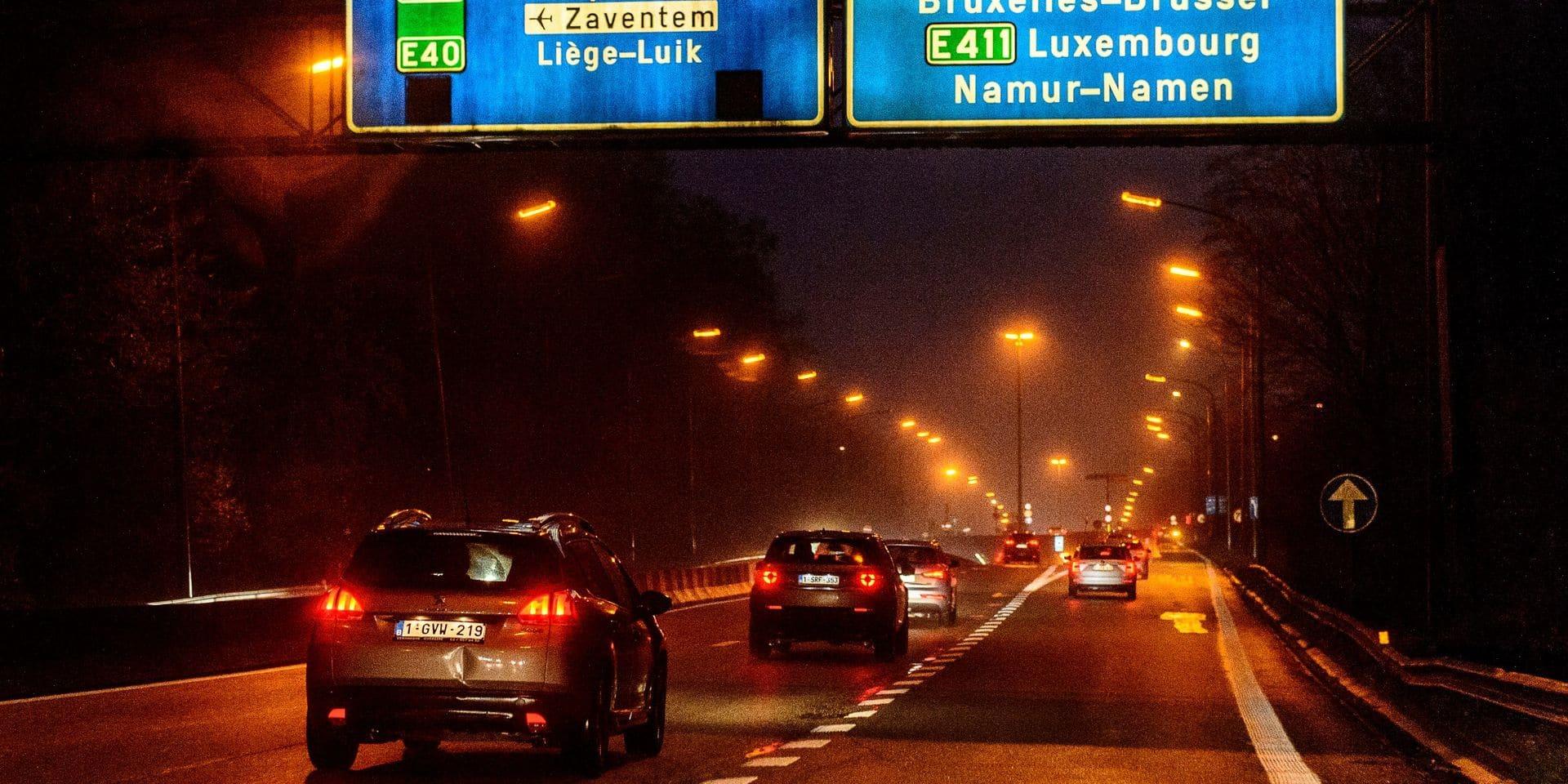 Limiter la vitesse à 100 km/h sur le ring de Bruxelles : ce que vous en pensez