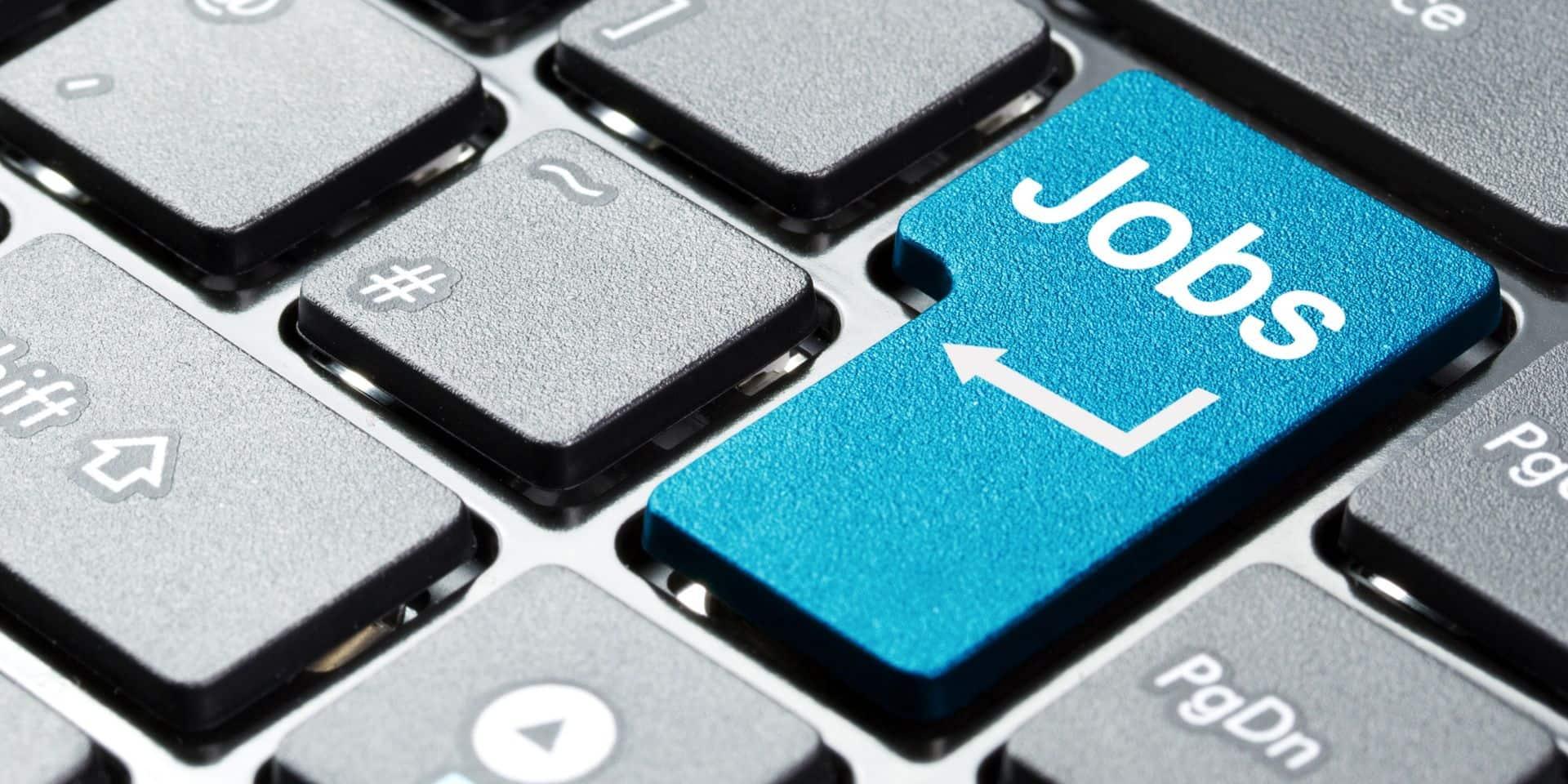 Le nombre d'offres d'emplois s'est envolé de plus de 20 % au premier trimestre
