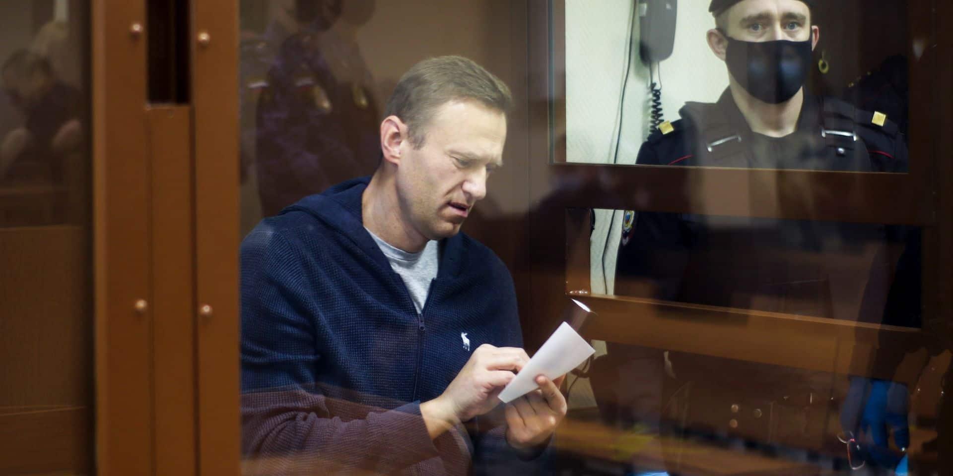 Nouvelle audience au procès en diffamation de Navalny en Russie