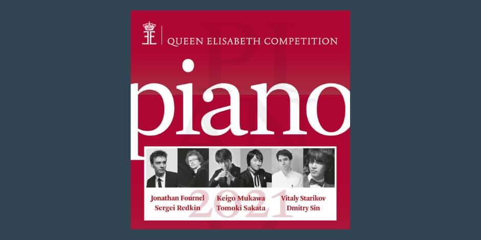 Concours: gagnez le coffret du Concours Reine Elisabeth 2021