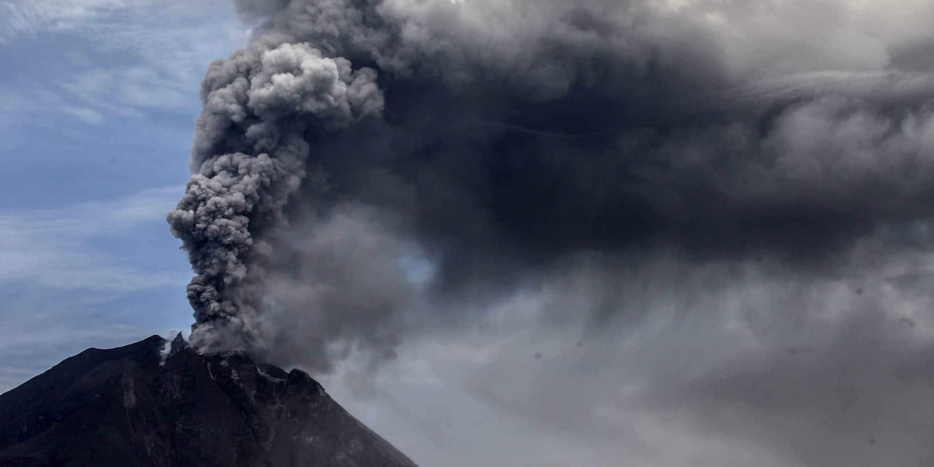 Deux puissants séismes frappent l'Indonésie
