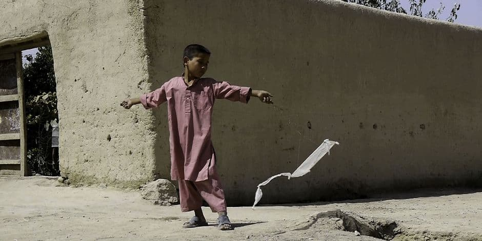 """""""Jeux d'enfants"""", merveilleuses vidéos de Francis Alÿs au Kanal-Centre Pompidou - La Libre"""
