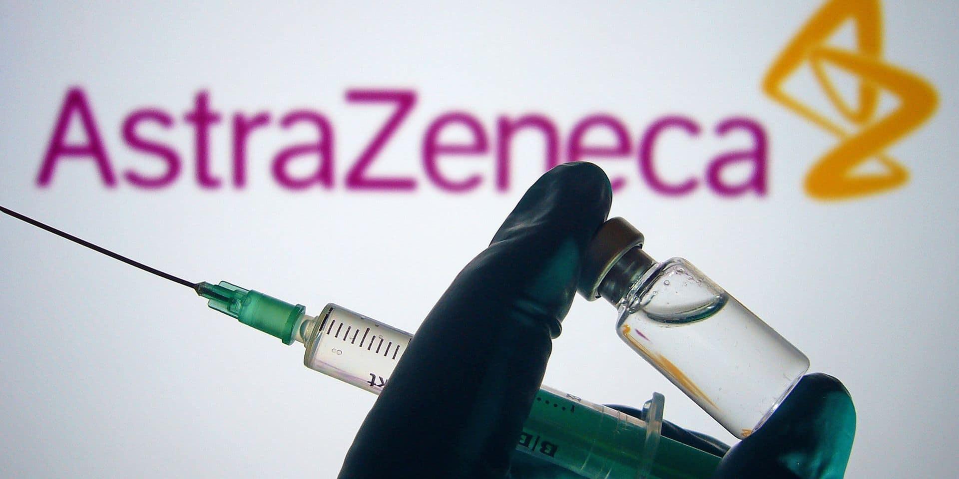 Le vaccin AstraZeneca ne sera pas administré aux plus de 55 ans en Belgique, annonce Frank Vandenbroucke