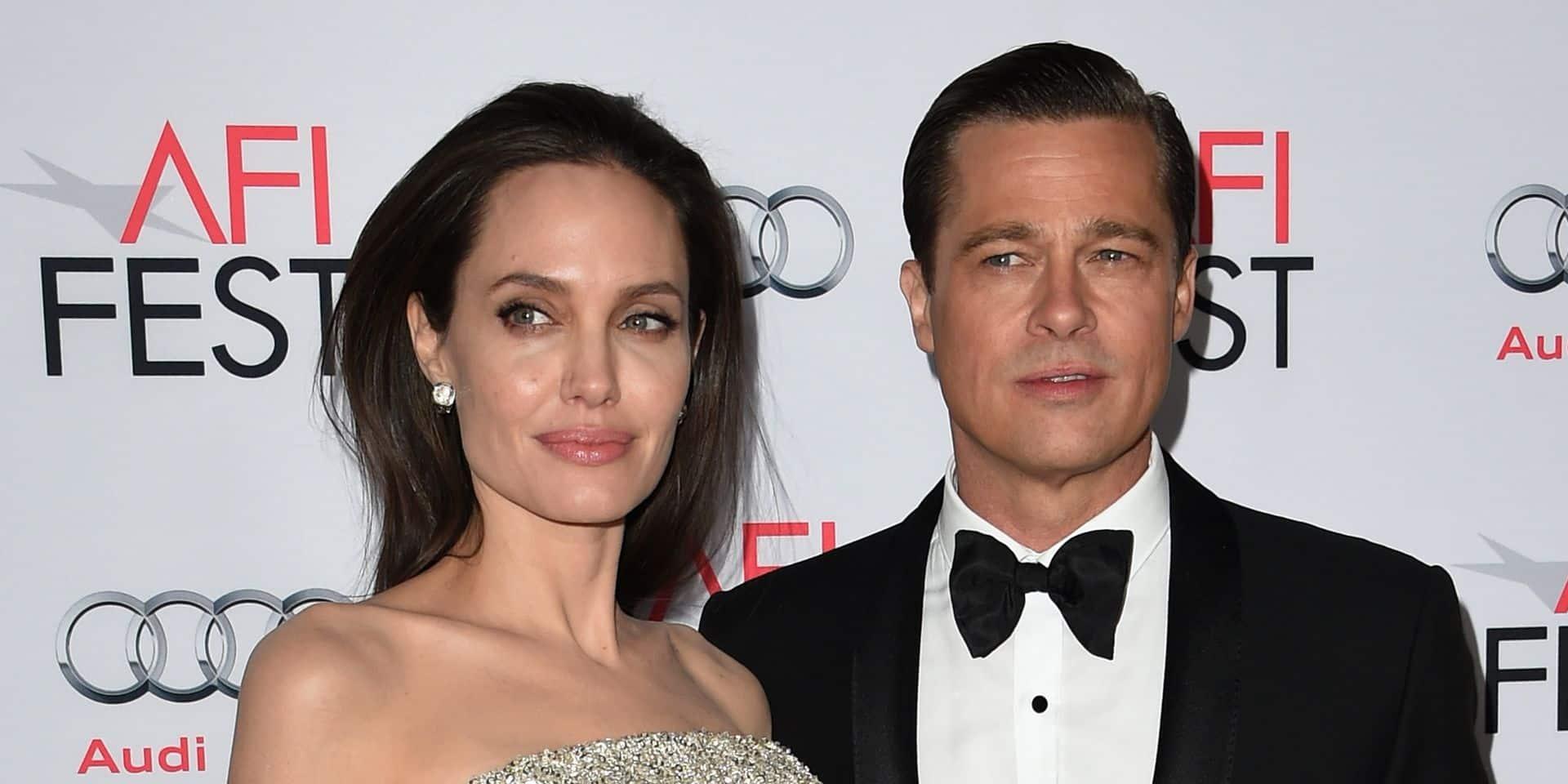 Brad Pitt et Angelina Jolie : pourquoi les tensions viennent de s'intensifier