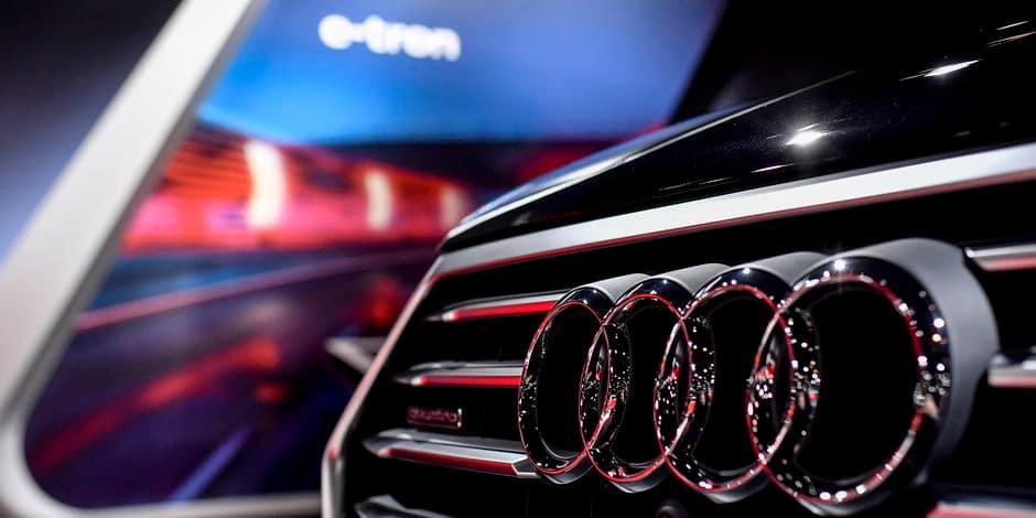 Volkswagen suspend le patron d'Audi, incarcéré lundi — Dieselgate