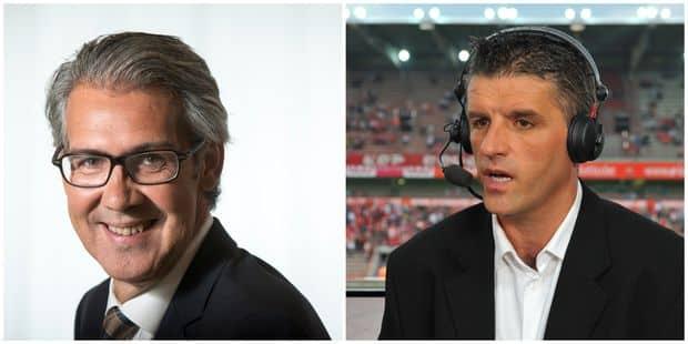 Un journaliste d'Europe 1 se moque de Rodrigo Beenkens et Philippe Albert (VIDEO) - La Libre