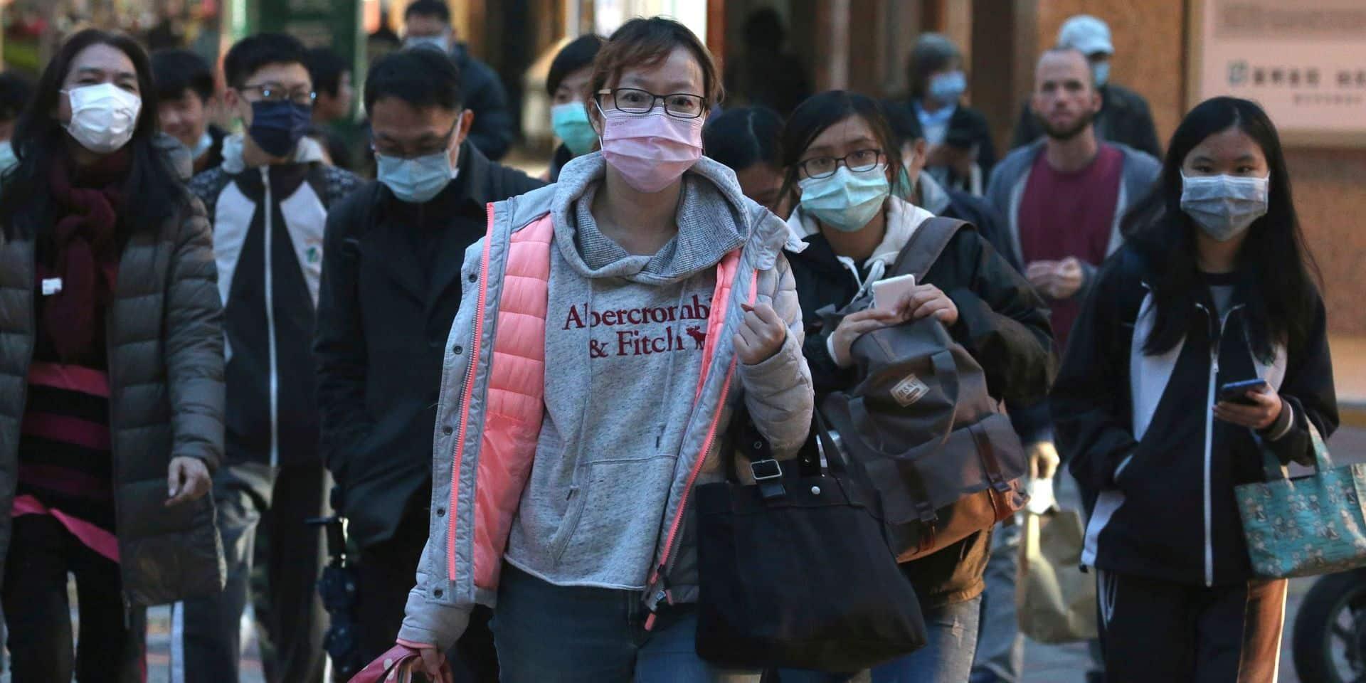 Pour faire face au coronavirus ? Il faudrait peut-être s'inspirer de Taïwan, à la pointe du bras de fer contre le Covid-19