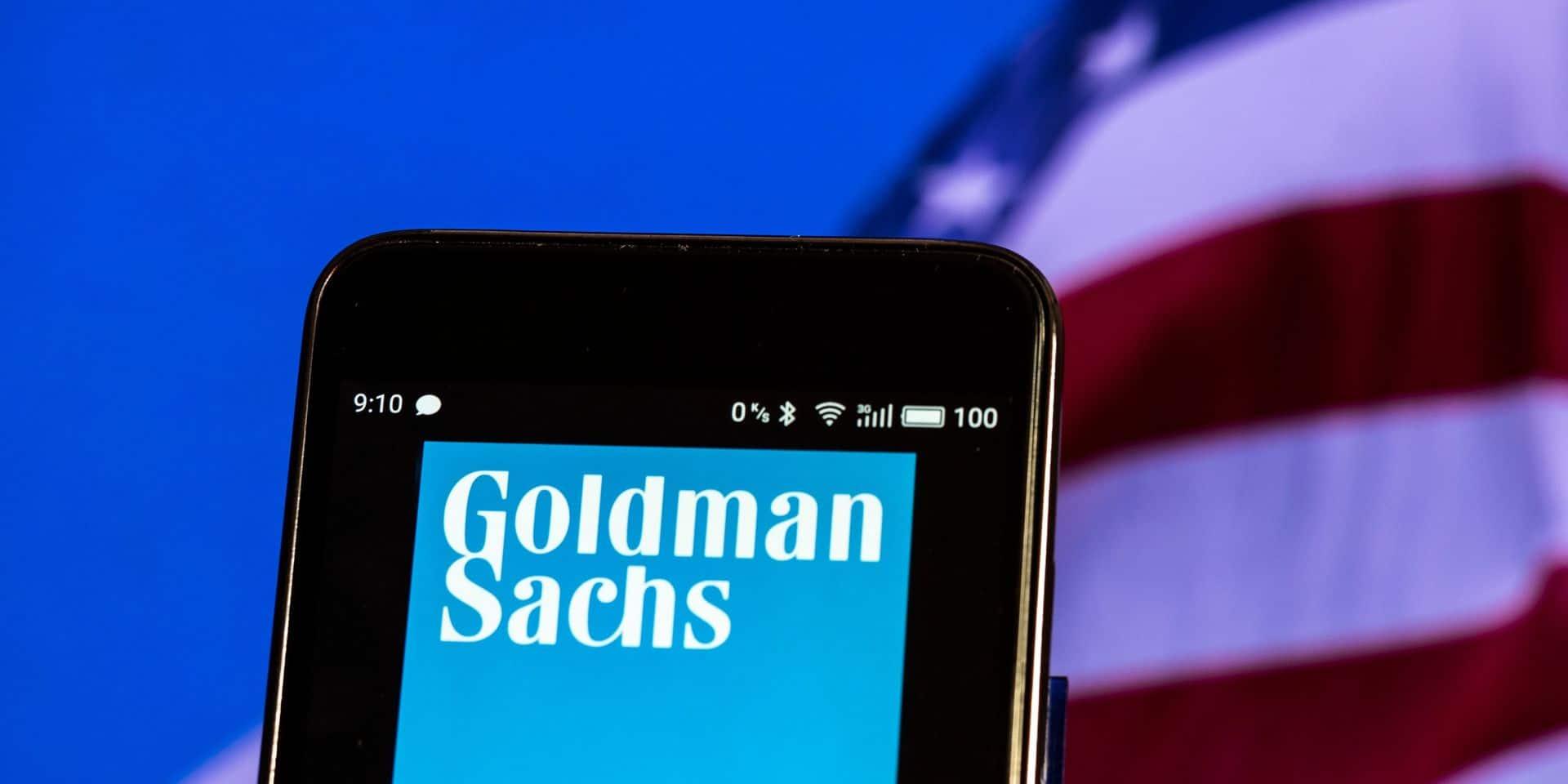 Goldman Sachs investit 50 millions de livres dans une banque en ligne britannique