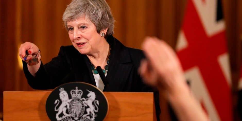 Édito sur le Brexit: le Royaume-Uni a-t-il perdu le contrôle? - La Libre