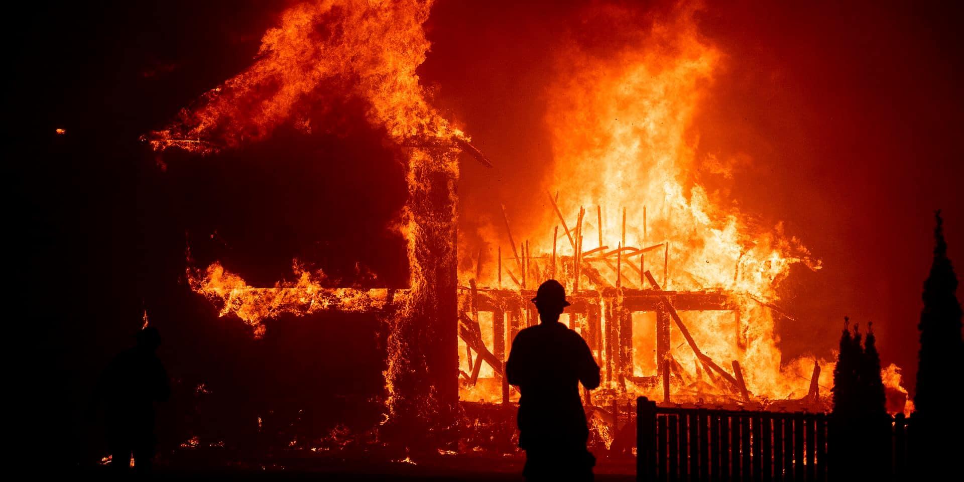 Incendies en Californie: une société électrique plaide coupable pour 84 homicides involontaires