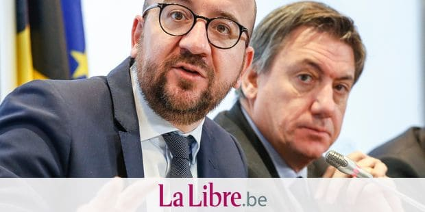Voici les nouveaux ministres du gouvernement fédéral - Édition digitale de Liège