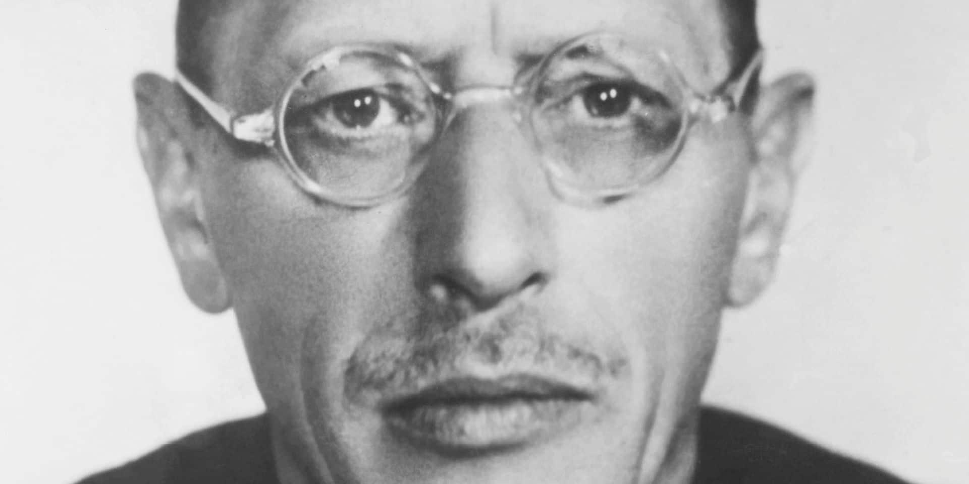 Igor Stravinsky, 1944
