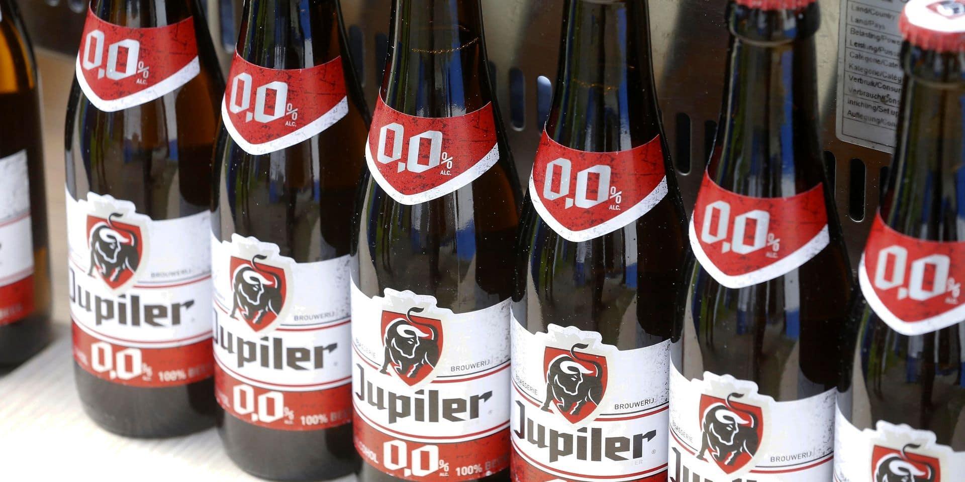 La bière sans alcool entre dans le panier de la ménagère