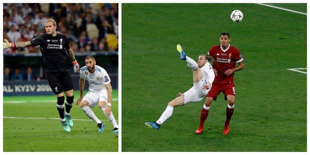Bale signe un but stratosphérique, Karius commet deux bourdes monumentales! (VIDEOS) - La Libre