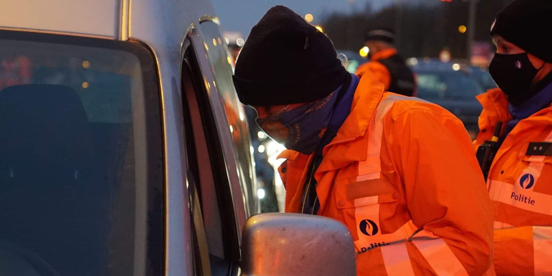 """""""C'était une nuit calme"""" : un réveillon sans embûche pour la police"""