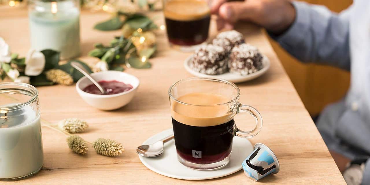 La collection Festive Nespresso 2019 s'habille de Nord pour les fêtes