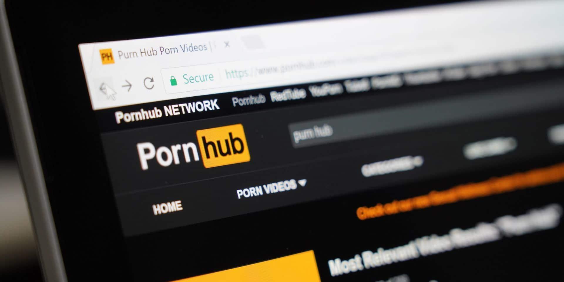 Le site Pornhub visé par une enquête officielle au Canada