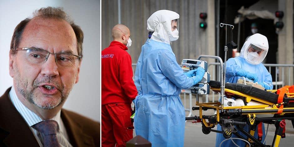 Coronavirus : 100 questions à Peter Piot, l'un des plus célèbres virologues au monde