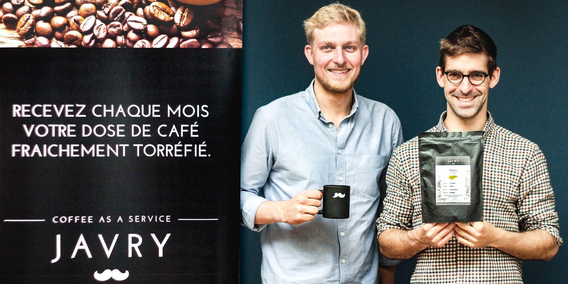 Javry, fournisseur de café équitable n°1 auprès des PME