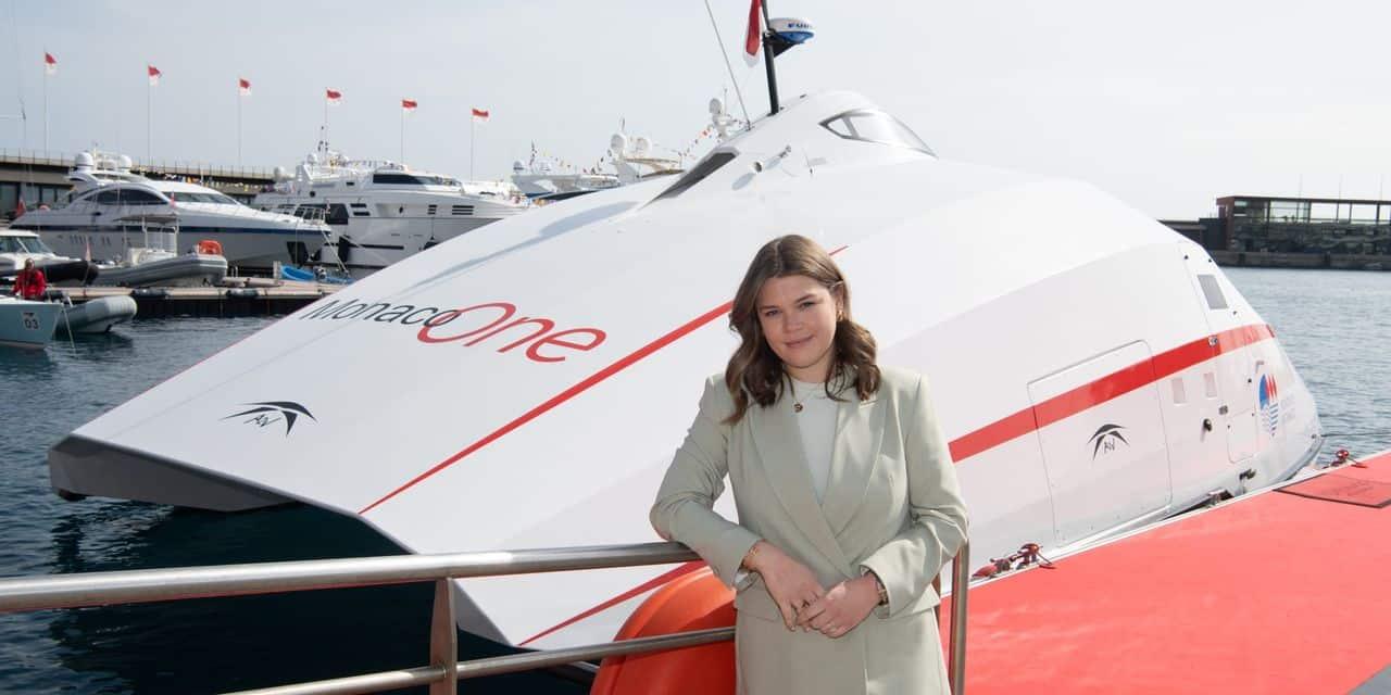 Monaco: pas de Bal de la Rose pour la famille princière, mais un baptême impressionnant