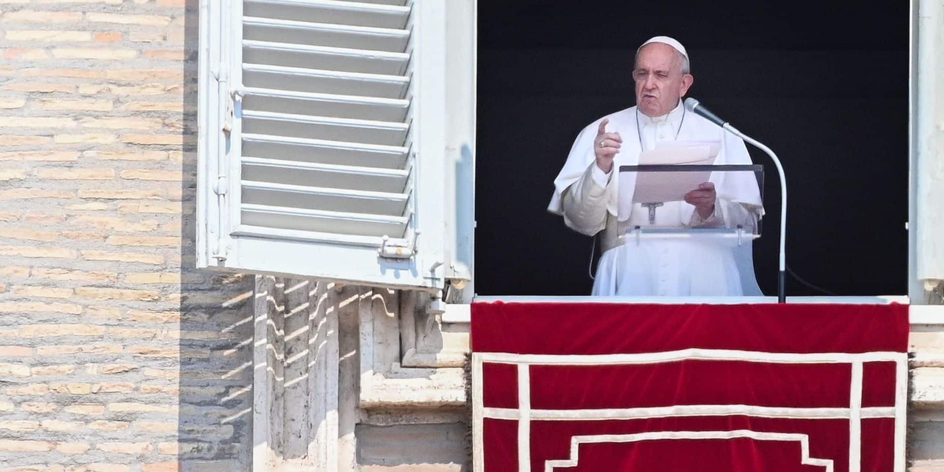 """Le pape François est """"inquiet"""" pour le poumon vital de la planète"""