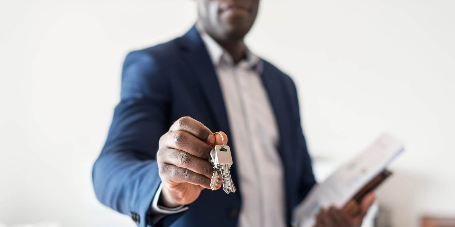 """""""A l'avenir, l'agent immobilier devra se spécialiser davantage, en exploitant des niches de marché"""", explique le président de l'IPI, Nicolas Watillon."""