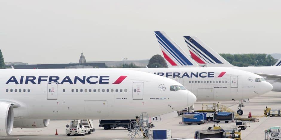 Air France KLM : A suivre aujourd'hui