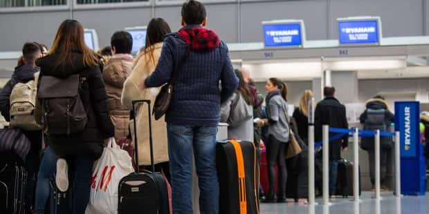 Les pilotes néerlandais de Ryanair veulent également faire grève - La Libre
