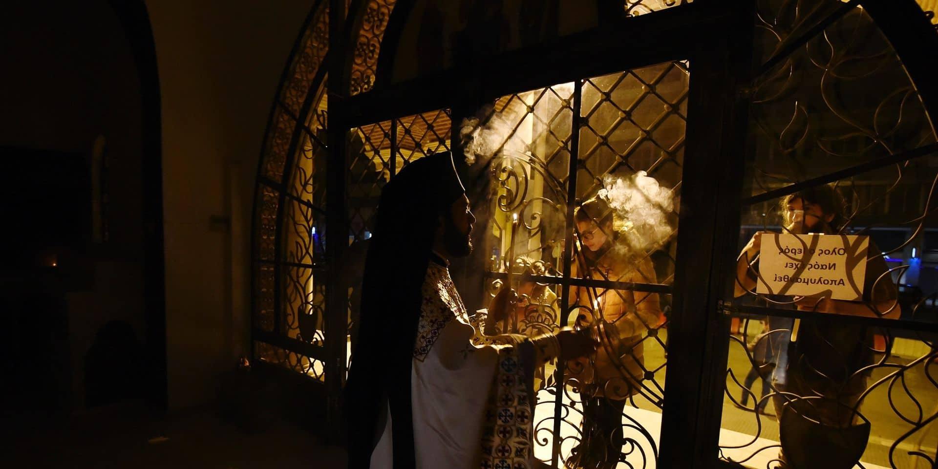 Comment les autorités grecques ont vaincu la résistance de l'Église