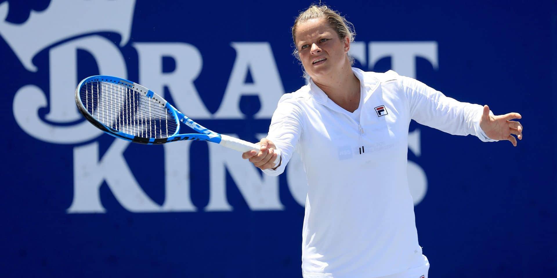 US Open: Clijsters débutera contre la 27e mondiale, Goffin face à Opelka