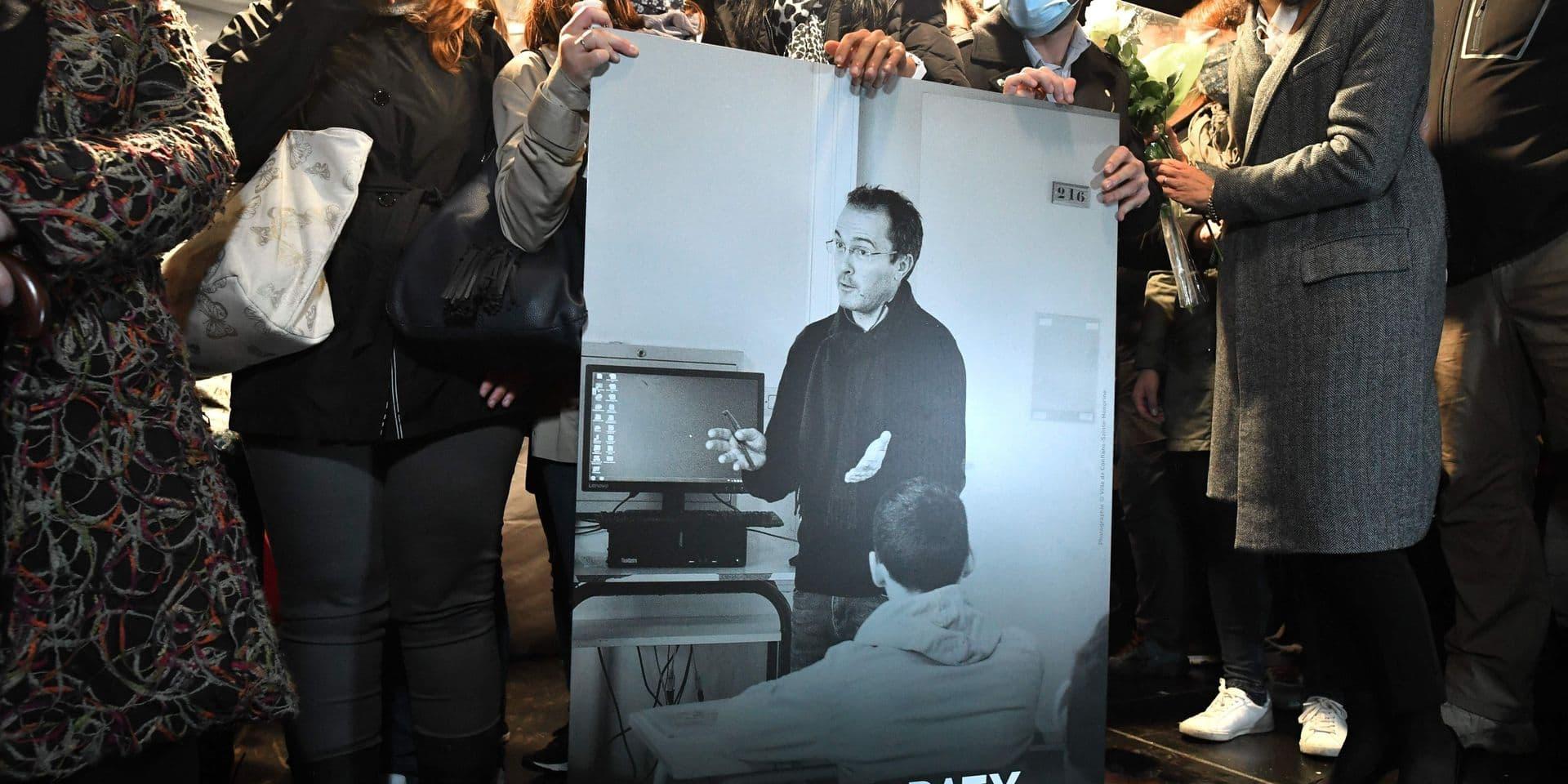 Assassinat de Samuel Paty : la collégienne à l'origine de la polémique reconnaît avoir menti