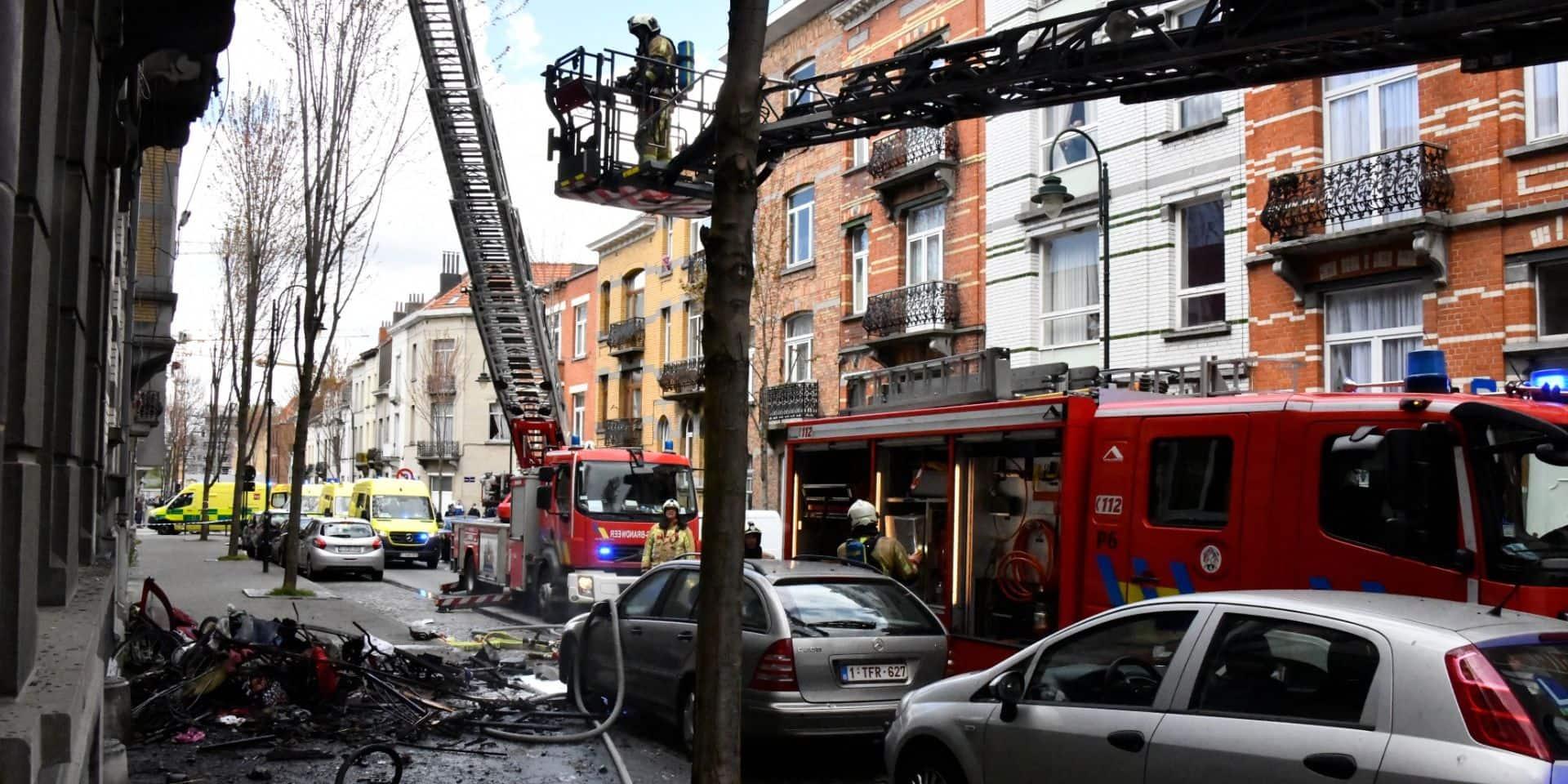 Drame à Laeken : deux enfants décèdent dans l'incendie d'une maison
