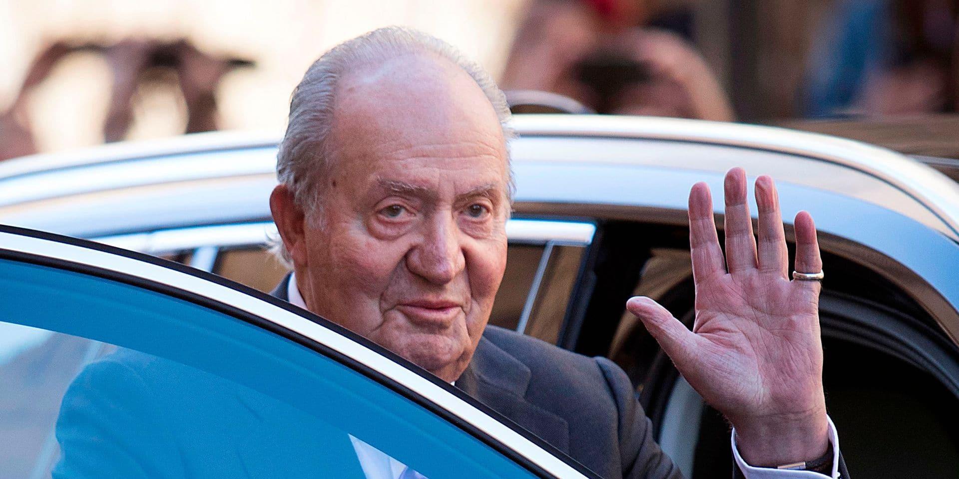 Dans le viseur de la justice, l'ex-roi d'Espagne Juan Carlos a soumis une déclaration pour régulariser sa situation fiscale