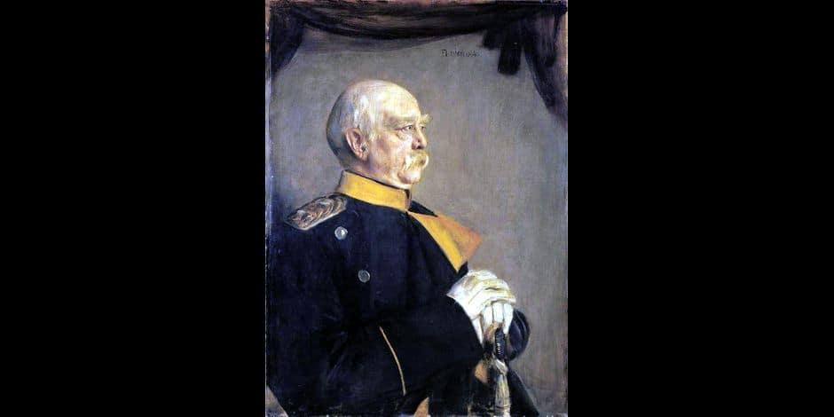 Bismarck, géant qui domina son siècle