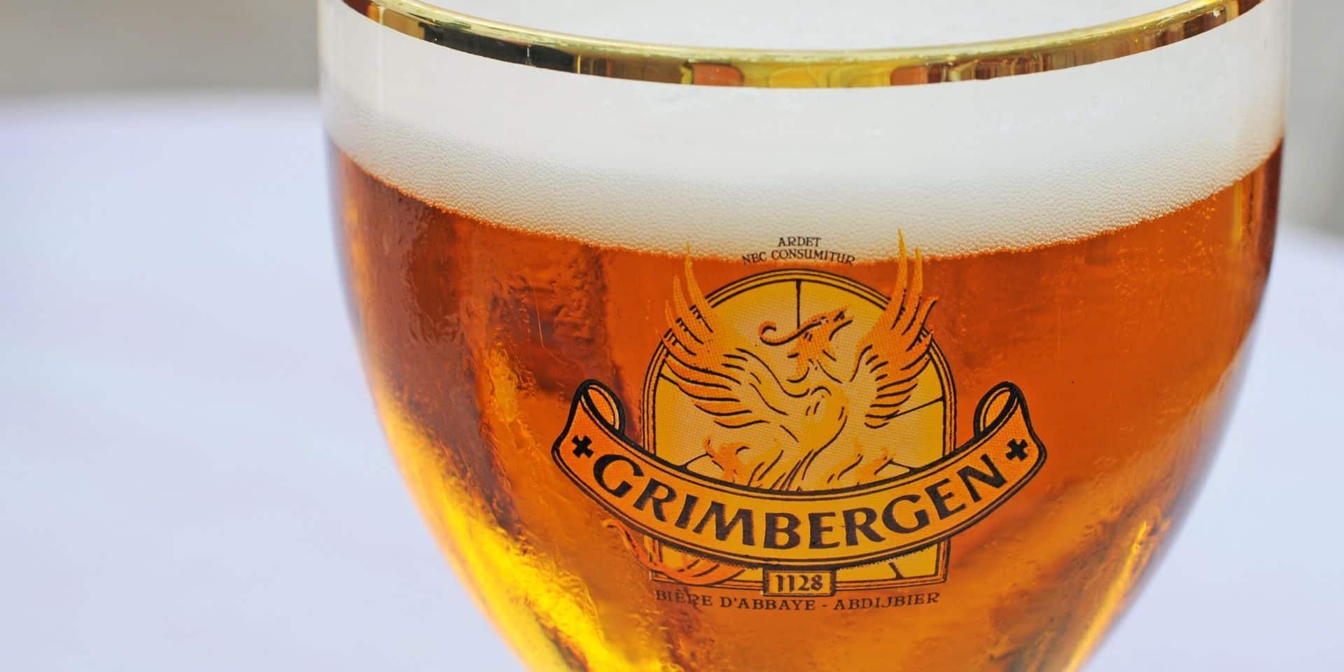 L'abbaye de Grimbergen inaugure sa microbrasserie en lançant une bière à la levure de champagne