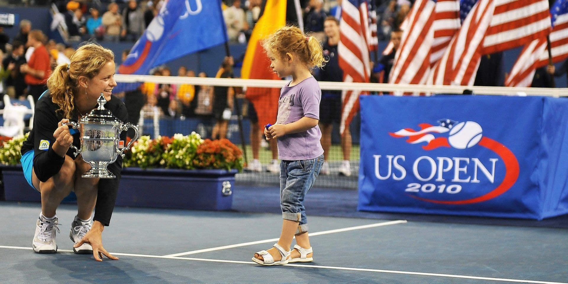 USA TENNIS US OPEN CLIJSTERS FINAL