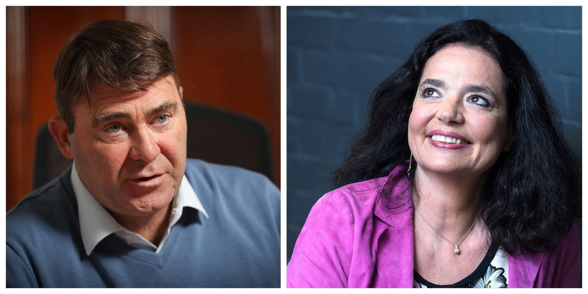Pourquoi Denis Ducarme veut que Christine Defraigne puisse se présenter à la présidence du MR
