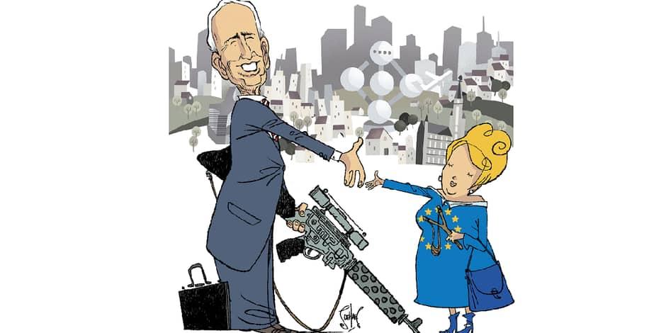 À un moment charnière de son histoire, l'Union devra se montrer à la hauteur lors de la venue de Joe Biden à Bruxelles