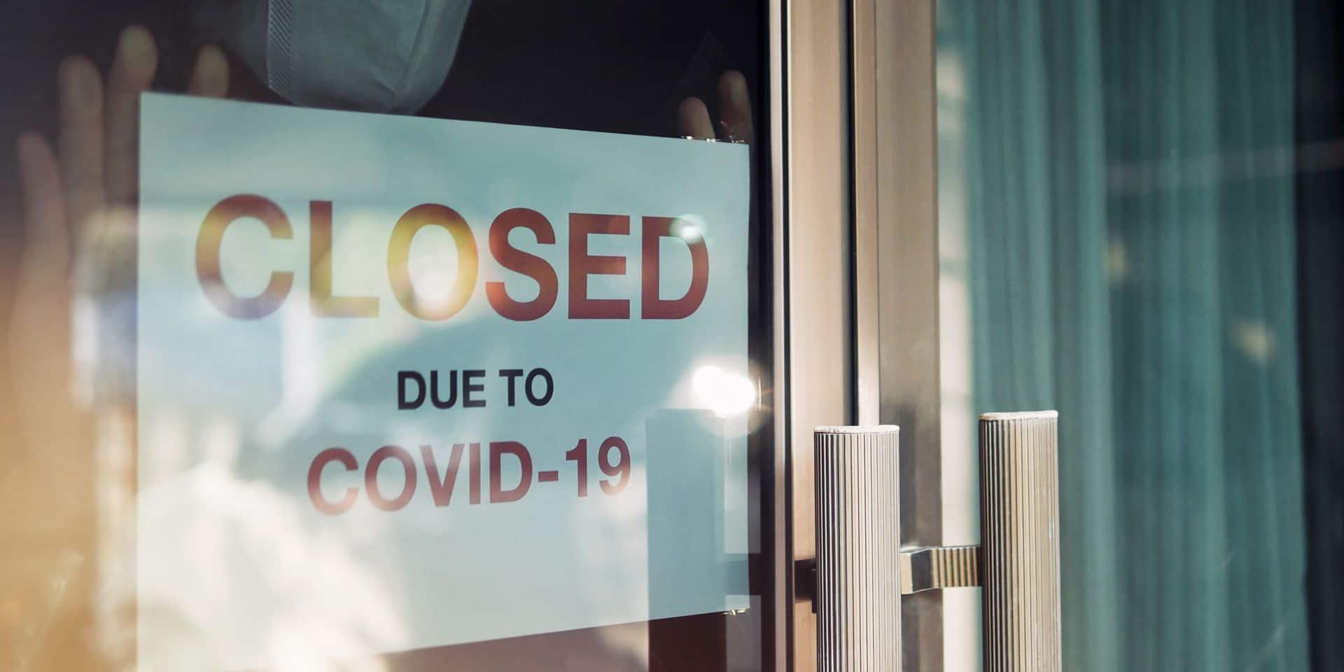 Royaume-Uni: nombre record de faillites de PME attendues sans nouvelles aides
