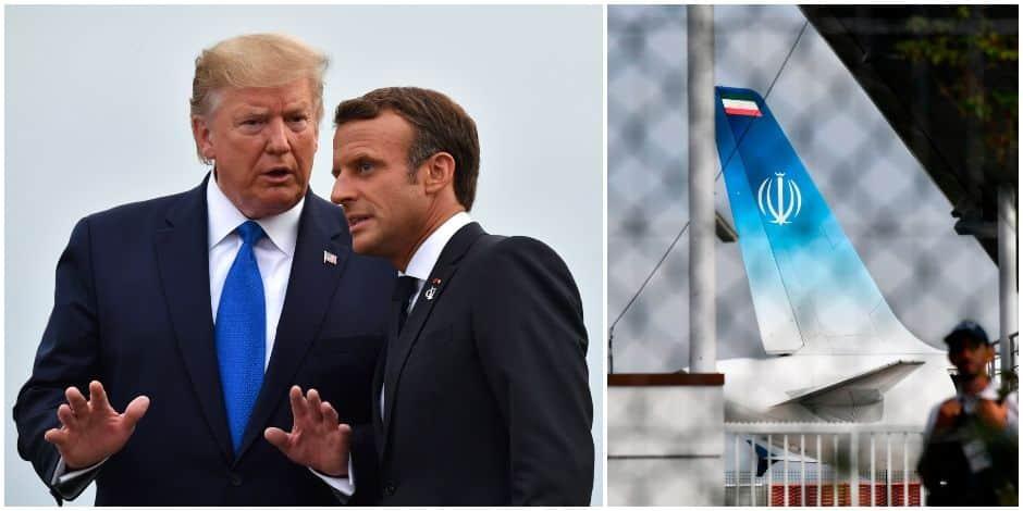 Coup de théâtre au G7 avec l'arrivée surprise d'un ministre iranien à Biarritz: coup de tonnerre ou pas?
