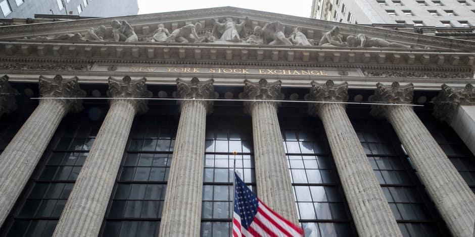 Wall Street positive au terme d'une semaine focalisée sur les taux