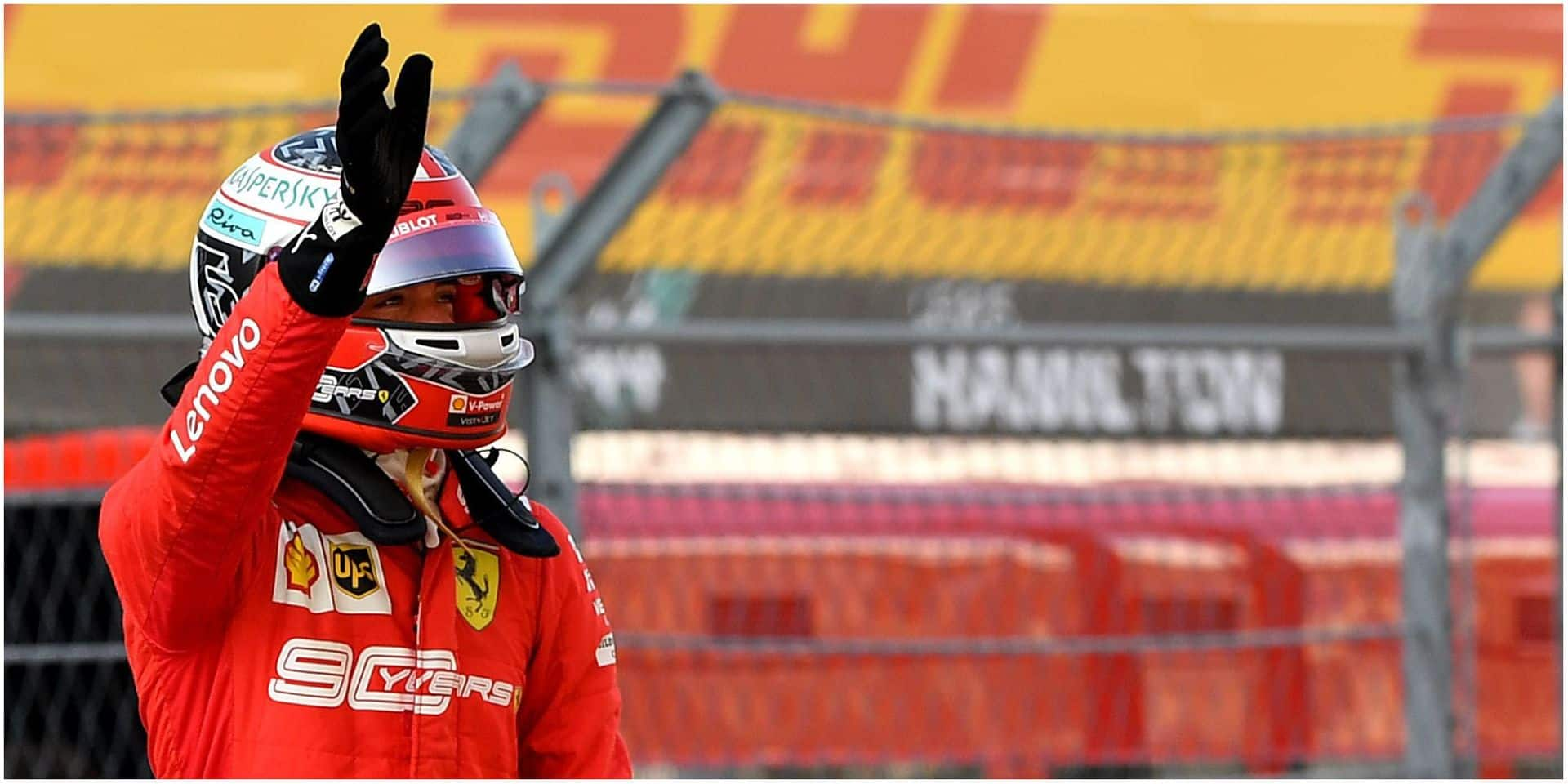 Le Monégasque Charles Leclerc signe sa 4e pole d'affilée au GP de Russie