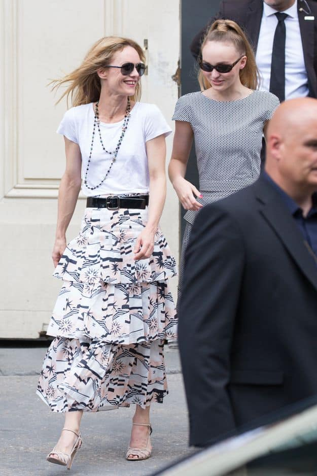Mère et fille adorent la mode... et les créateurs les aiment !