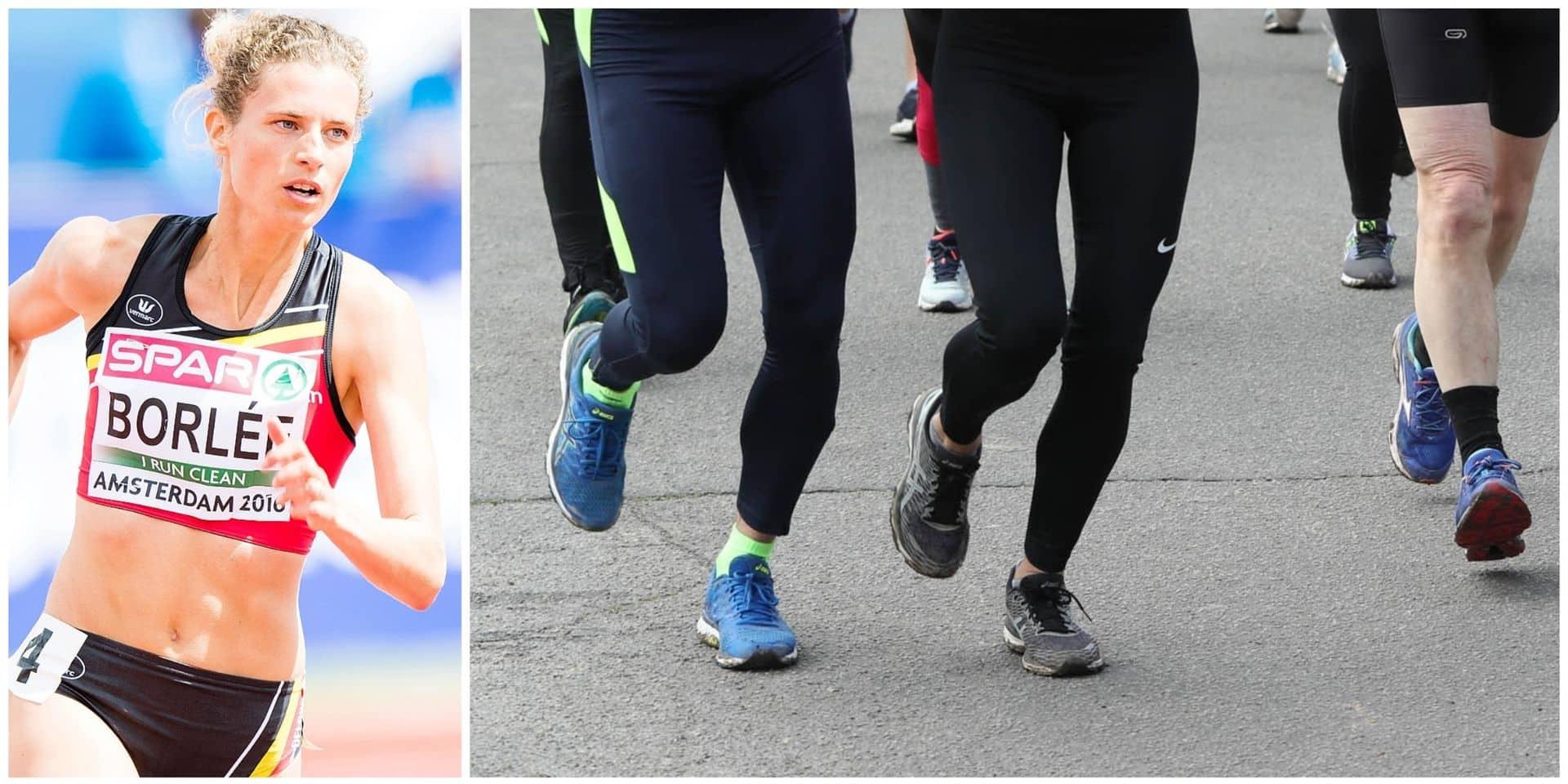"""Les conseils d'Olivia Borlée à ceux qui veulent se mettre au sport: """"Se fixer des objectifs est primordial, peu importe le niveau"""""""