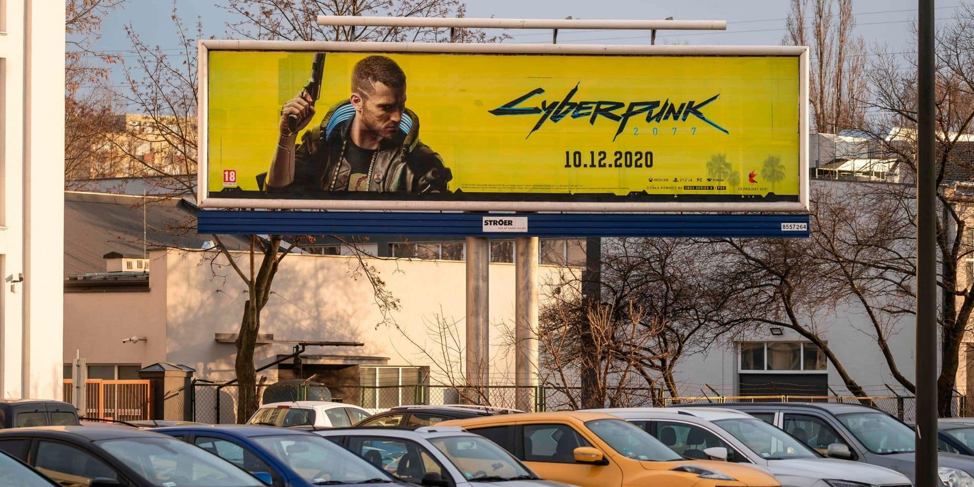 Sony retire le jeu vidéo Cyberpunk 2077 du PlayStation Store après des bugs