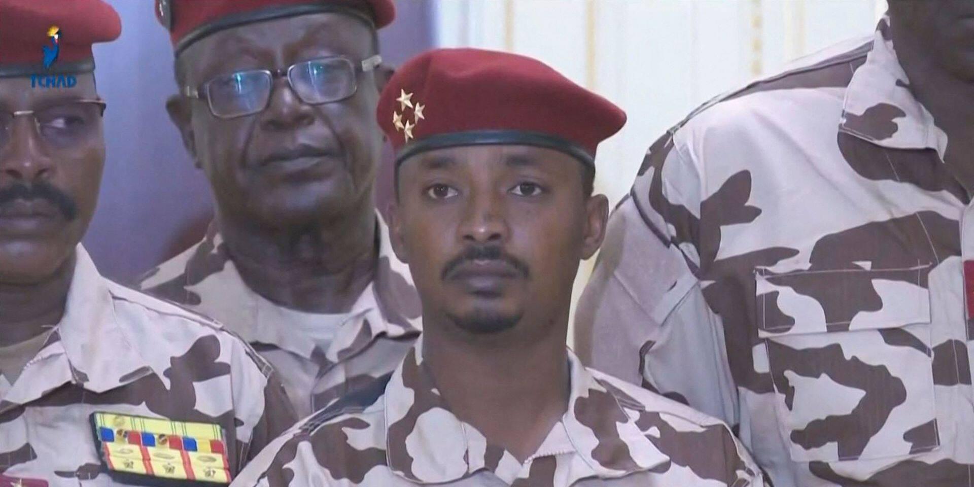 La France avalise le coup d'État militaire au Tchad