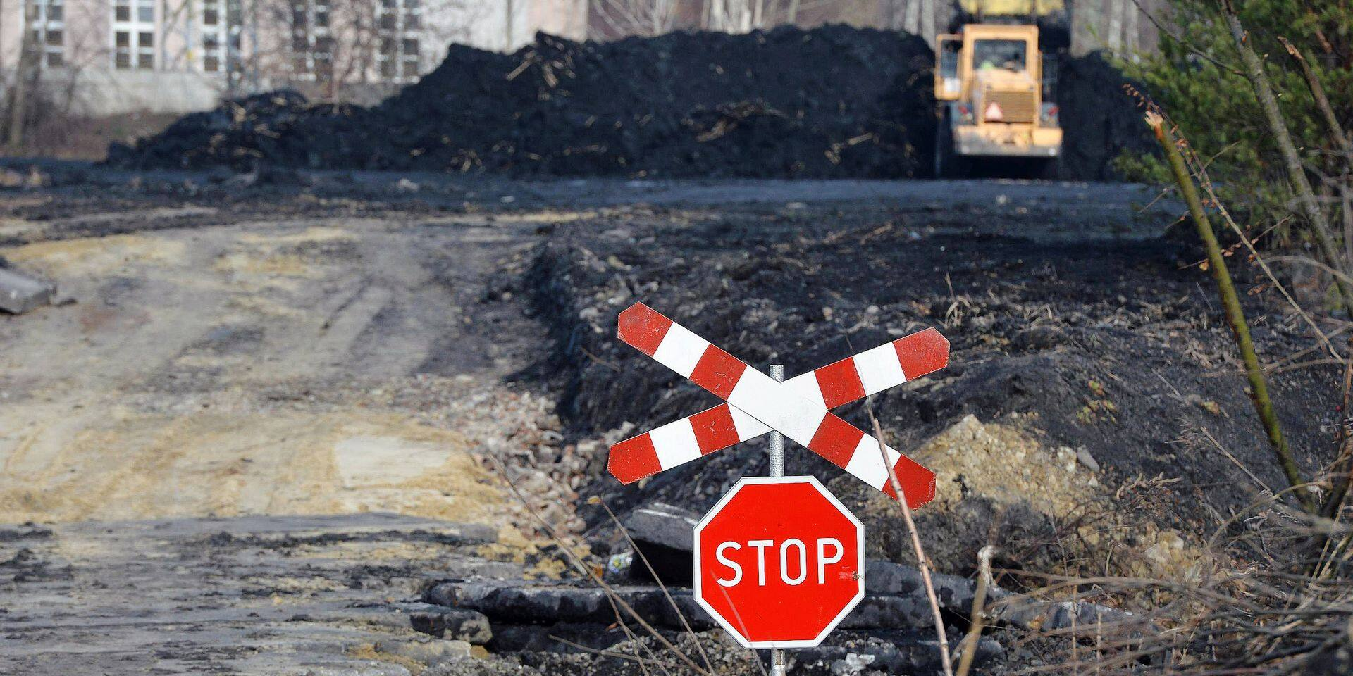 ©PHOTOPQR/OUEST FRANCE ; En marge de la conférence climat COP 24 à Katowice , Convention-cadre des Nations Unies sur les changements climatiques (CCNUCC), reportage dans le bassin houiller de la Silésie en Pologne. Sur la photo la mine de charbon de Knurow ©F DUBRAY Coal basin in Silesia, Poland, where as Cop24 opens in Katowice