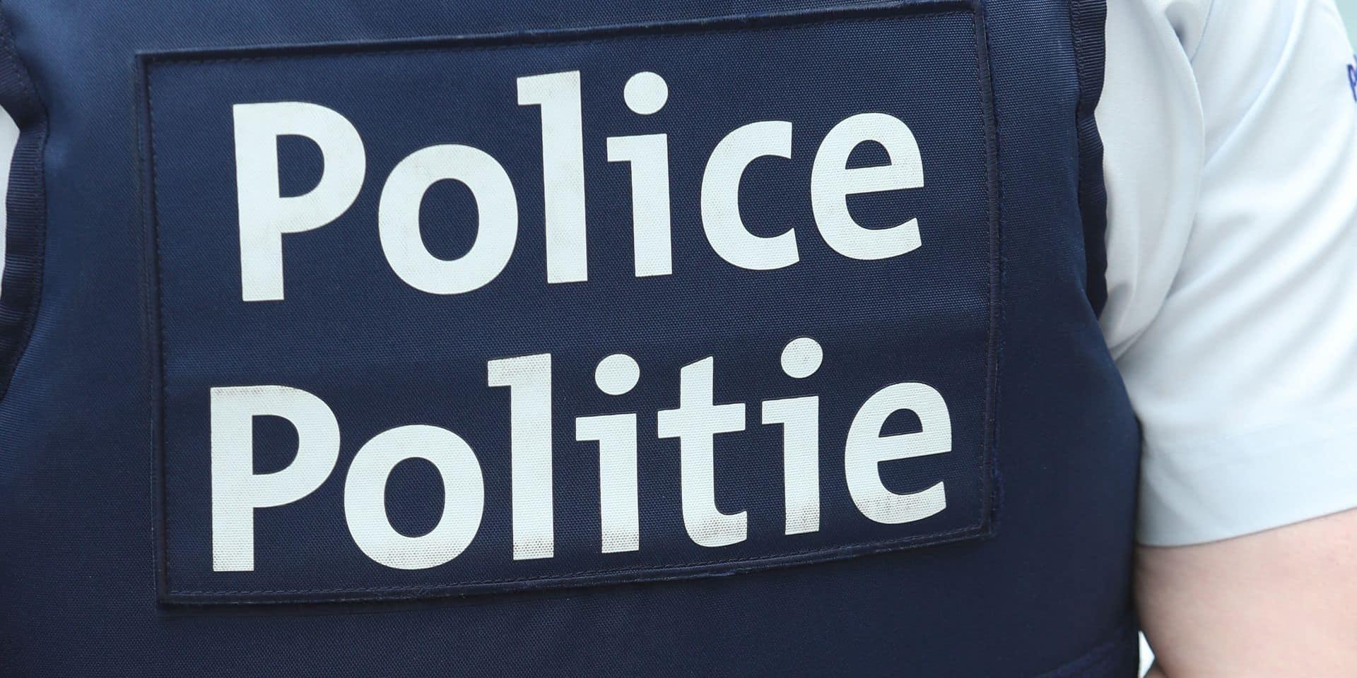 Un homme armé pris en chasse par la police à Saint-Josse-ten-Noode