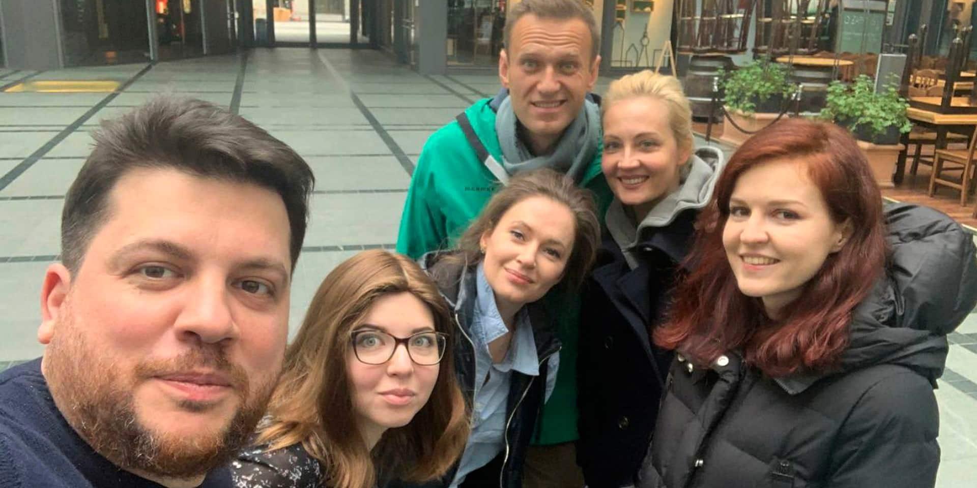 Après Navalny, la Russie demande l'arrestation d'un de ses proches