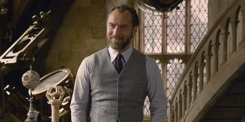 Avec Jude Law, le Capitaine Crochet a désormais un petit air de Dumbledore